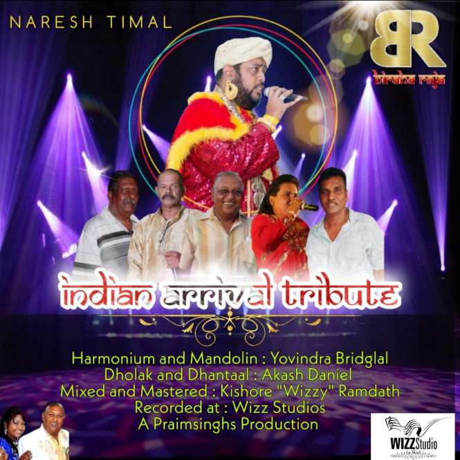 Biraha Raja Indian Arrival Tribute