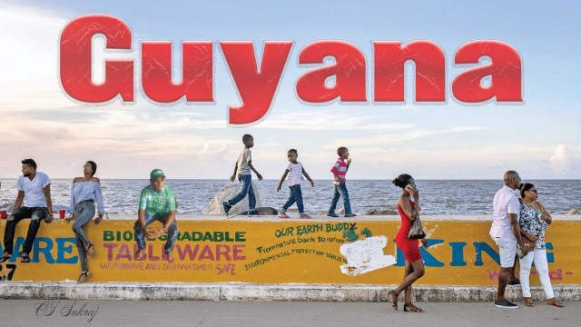 CI Sukraj - Guyana
