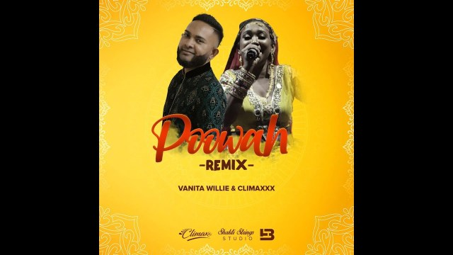 Climaxxx & Vanita Willie - Poowah Remix