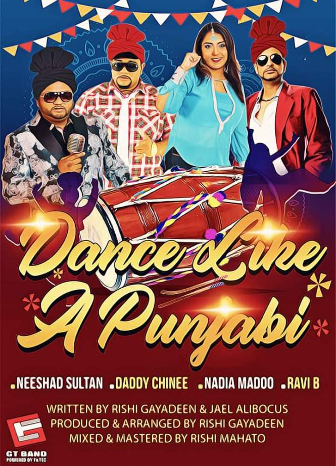 Dance Like A Punjabi Gt Band