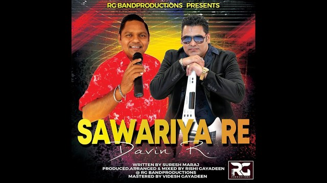 Davindra Ramdath - Sawariya Re