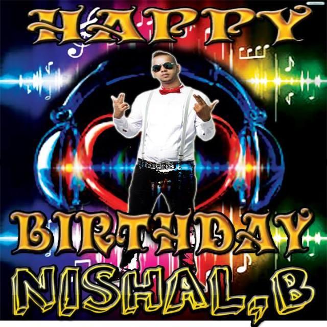 Happy Birthday Nishal Balkissoon