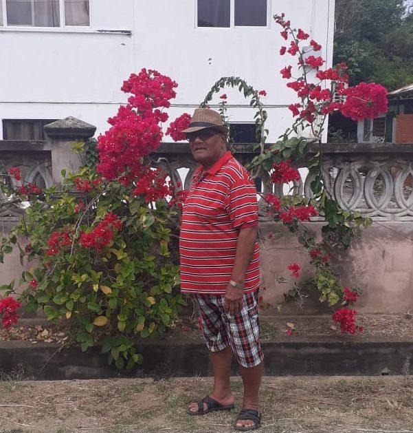 Happy Birthday Ramjit Balroop