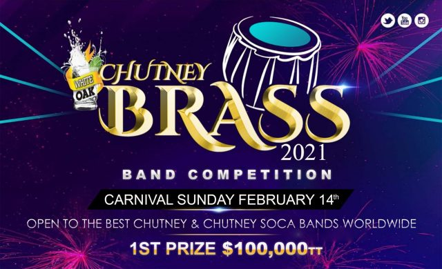 How To Enter The 2021 Chutney Brass Competition & Applicable Rules