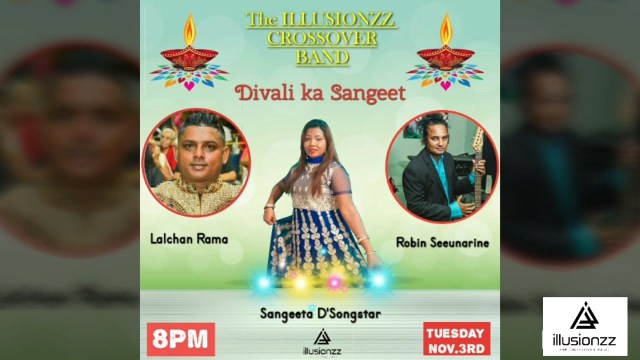 ILLUSIONZZ CROSSOVER BAND 2020 Diwali Concert