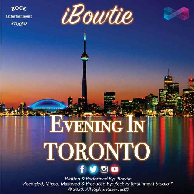 Ibowtie Evening In Toronto