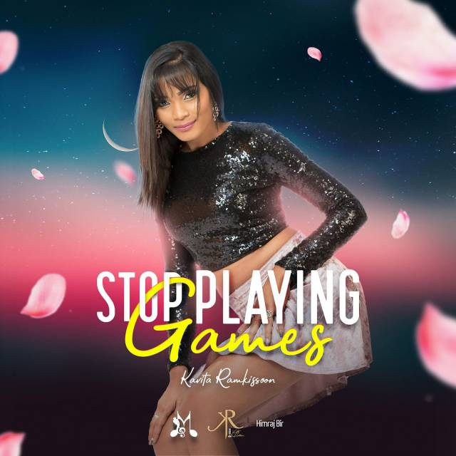 Kavita Ramkissoon Stop Playing Games (2020 Chutney Soca)