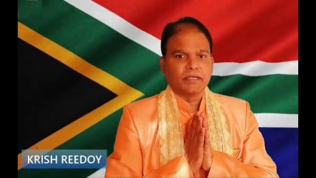 Krish Reedoy - Mahangayi ke Samaywa