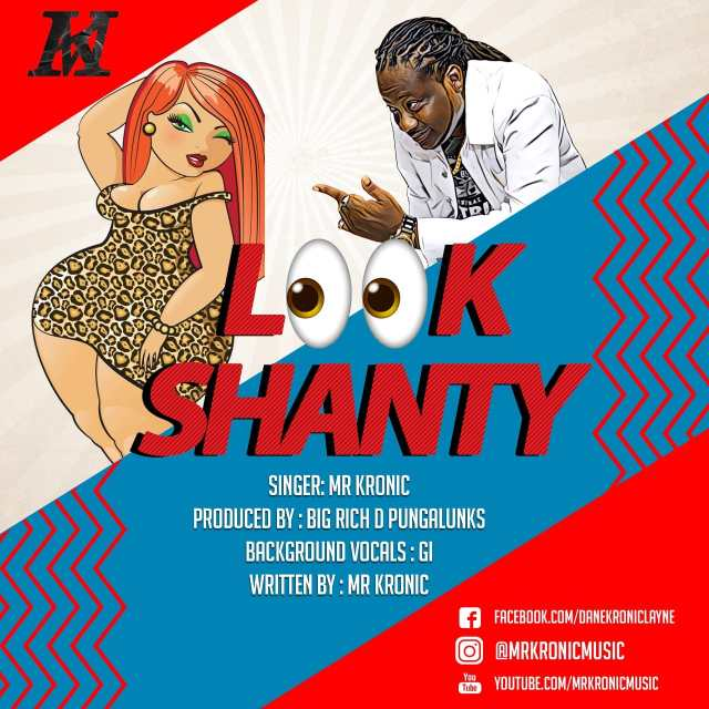 LOOK SHANTY-MR.KRONIC
