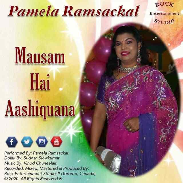 Mausam Hai Aasiquana by Pamela Ramsackal