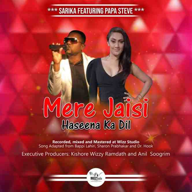 Mere Jaisi Haseena By Sarika And Papa Steve (2019 Bollywood Cover)
