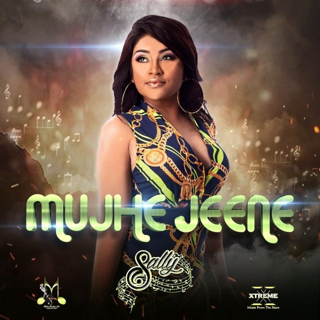 Mujhe Jeene Nahi Deti Hai Yaad Teri by Sally Sagram (2019 Bollywood Cover)