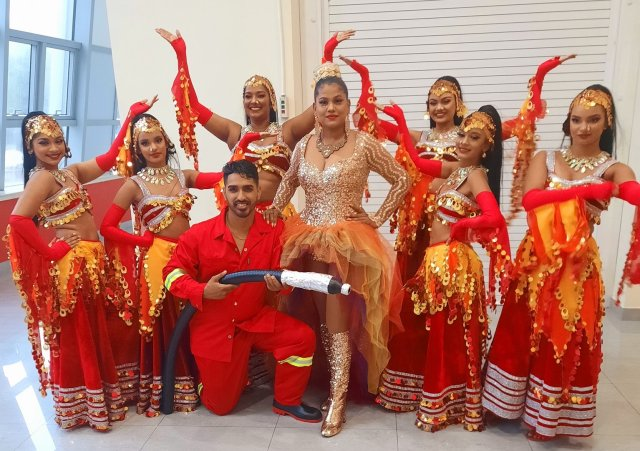 Nisha Ramsook Queen of Chutney Soca