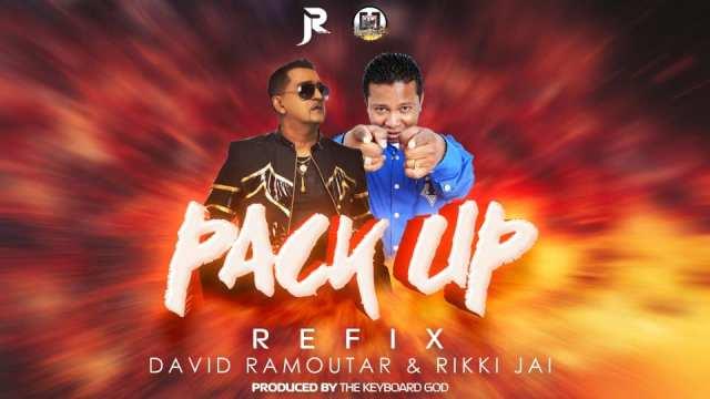 Pack Up By David Ramoutar & Rikki Jai