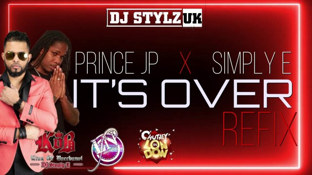 Prince JP X Simply E - Its Over