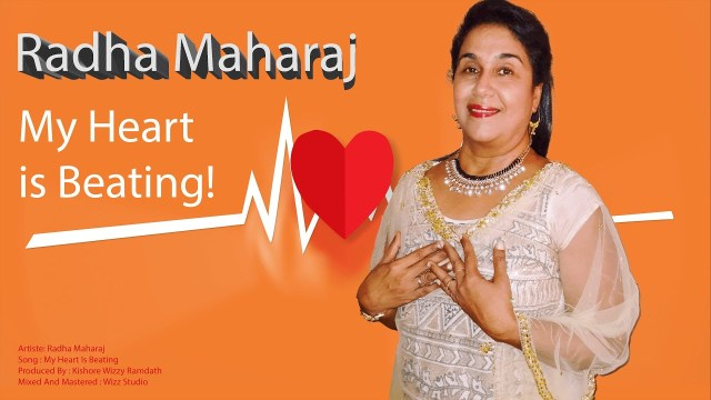 Radha Maharaj - My Heart is Beating