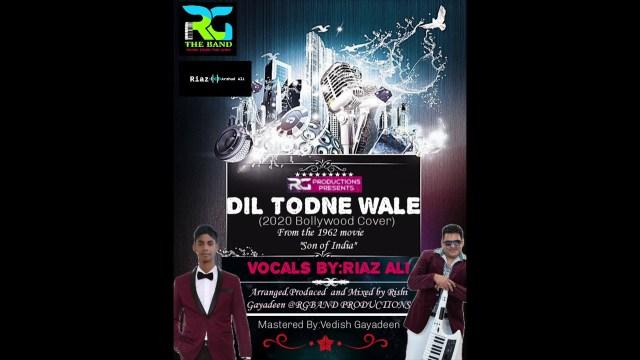 Riaz Ali - Dil Todne Wale