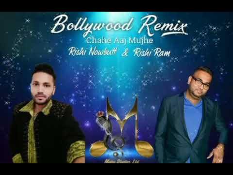 Rishi Nowbutt & Rishi Ram - Chahe Aaj