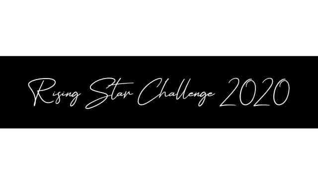 Rising Star Challenge 2020