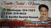 Savitri Seelal Nanan Booking Information Trinidad