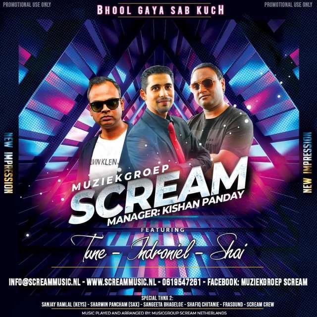 Scream ft. Indroniel Roy & Sangeeta Bhageloe - Bhool gaya sab kuch