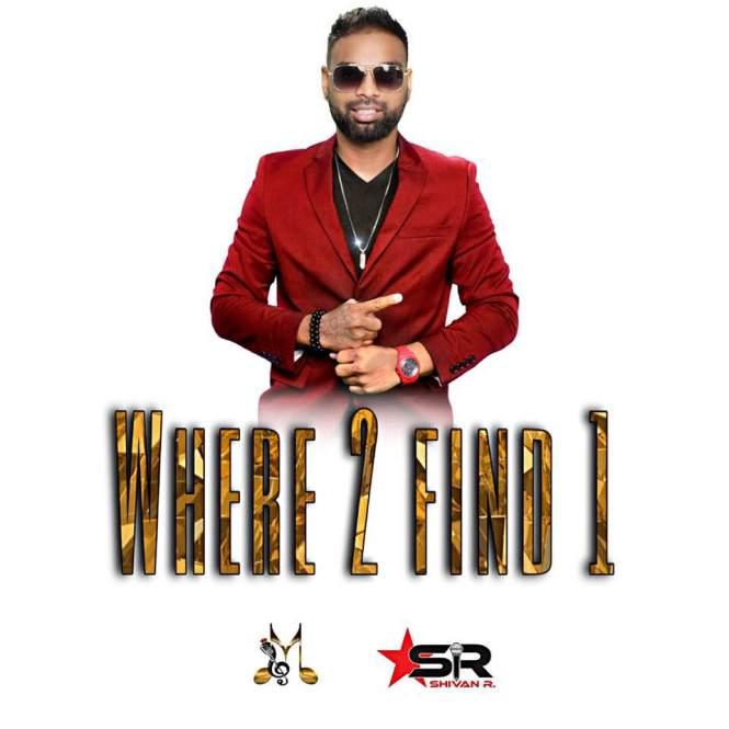 Shivan R Where 2 Find 1