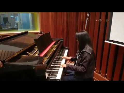 Shivanka of South Africa Sad Soulful Piano Cover