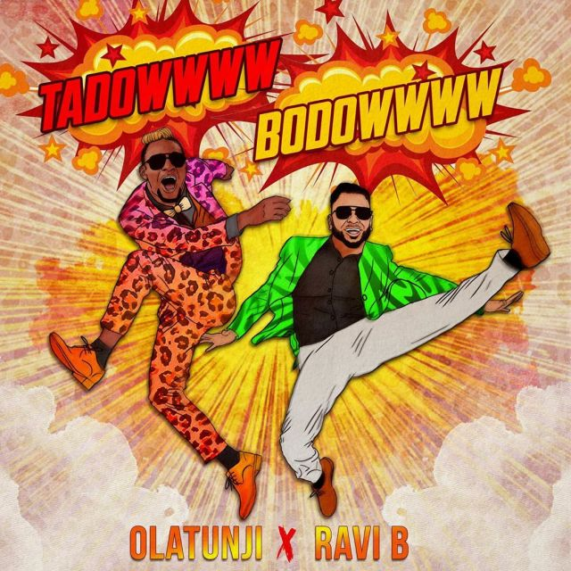 Soca 2020 Big Way by Olatunji Ravi B (Tadowww, Bodowww)