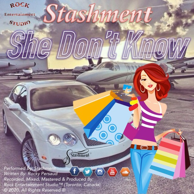 Stashment She Don't Know
