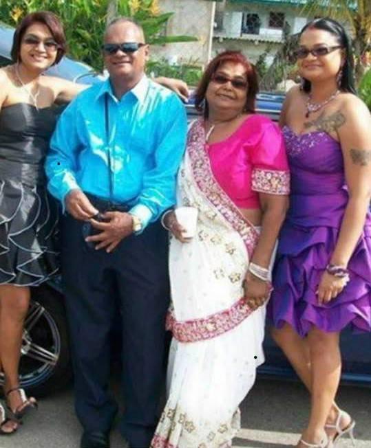 Suresh Maraj Wedding Anniversary