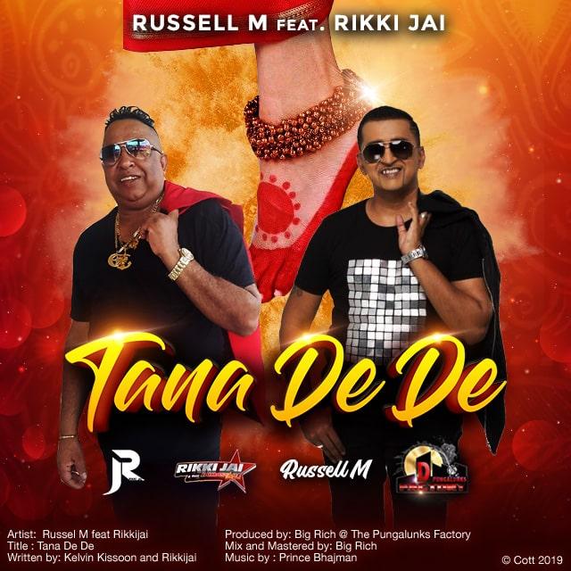 Tana De De By Russell M & Rikki Jai