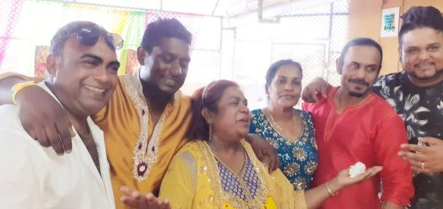 Tears of Joys as Ramrajie Prabhoo Celebrates her Birthday