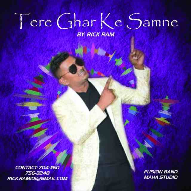 Tere Ghar Ke Samne By Rick Ram (2019 Bollywood Cover)