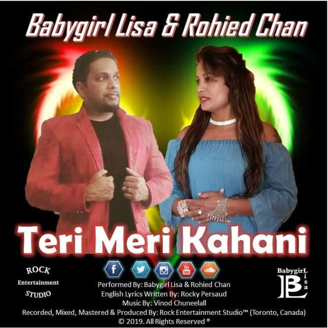 Teri Meri Kahani By Babygirl Lisa & Rohied Chan
