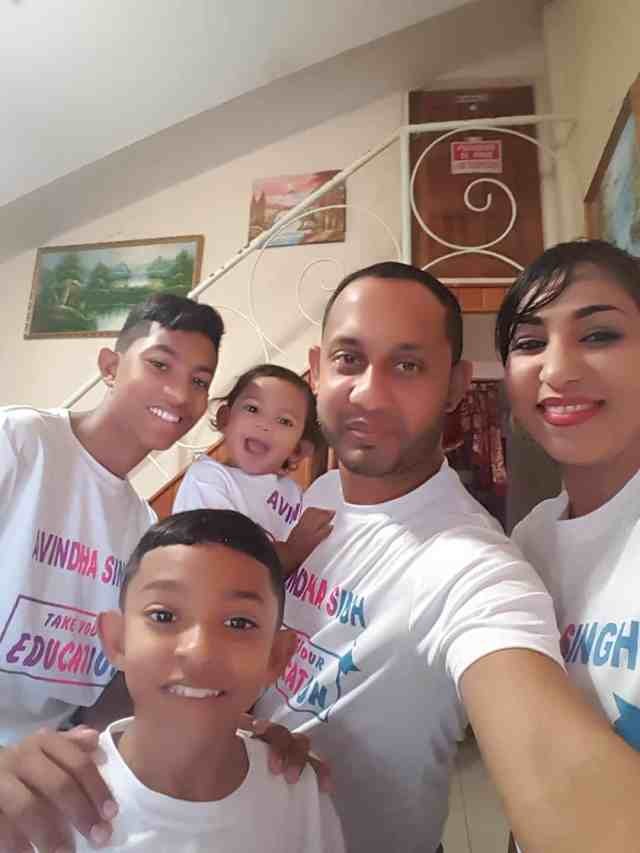The Singh Family Urges Youngsters To Take Their Education