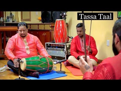 Ustaad Aaron Jewan Singh - Tassa Taal