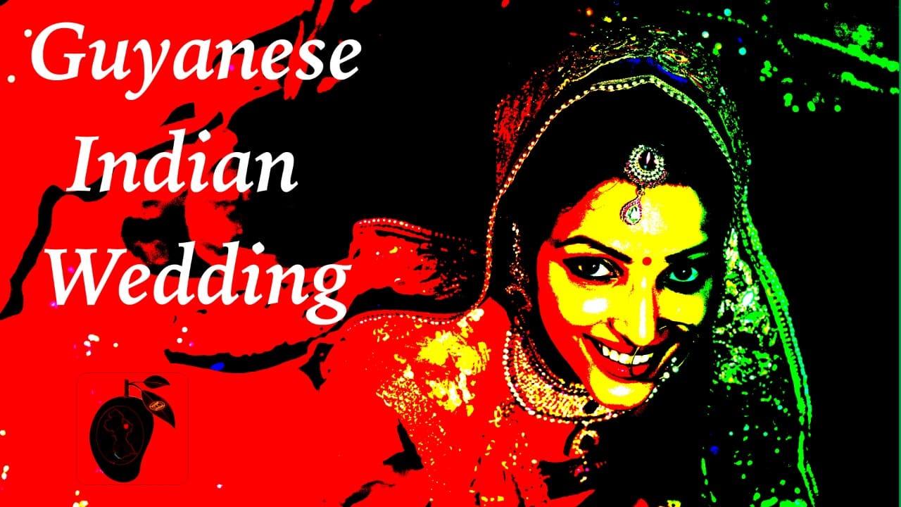 Wazir Haniff 🇬🇾 Guyanese Indian Wedding