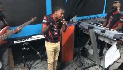 DKA The Band Ft Prince Marlon Live Singing Part 2