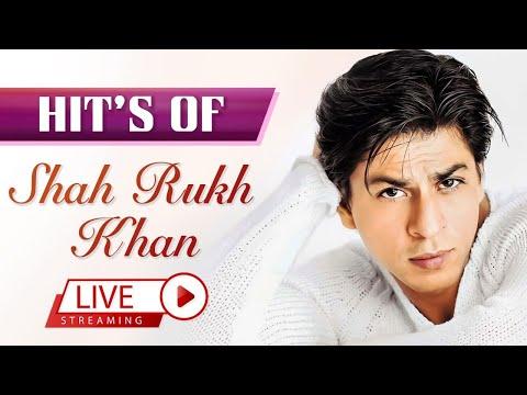 Shah Rukh Khan Hits | Superhit Song | Bollywood | Back To Back Music