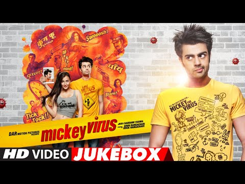 Mickey Virus: Video Jukebox | Manish Paul, Varun Badola, Elli Avram | Full Movie Songs