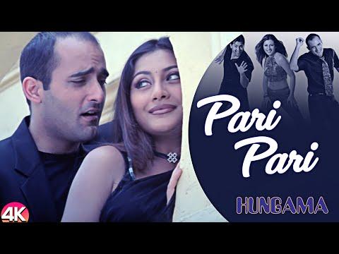 Pari Pari 4K Video   Hungama   Aftab S., Rimi S. & Akshaye K.   Babul Supriyo   Romantic Hindi Song