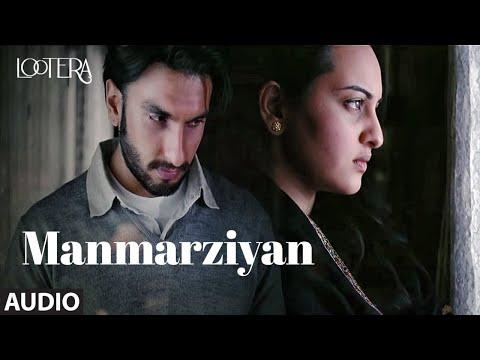 Manmarziyan (Audio) | Lootera | Ranveer Singh, Sonakshi Sinha | Shilpa Rao, Amit Trivedi, Amitabh B