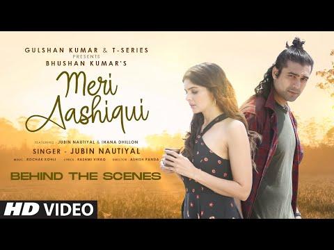 Meri Aashiqui- Behind the Scenes | Rochak Kohli, Jubin Nautiyal | Ihana D | Shree Anwar Sagar