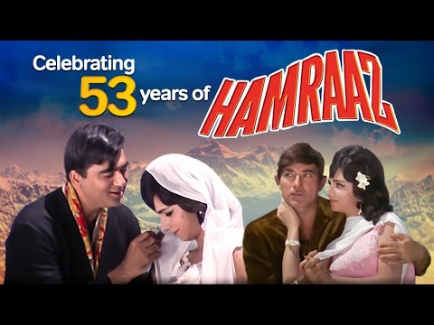 53 Years Of Hamraaz | SuperHit Songs | Celebrations | Sunil Dutt | Vimi | Raajkumar | Mumtaz