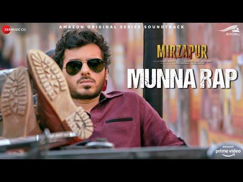 Munna Rap - Mirzapur | Pankaj Tripathi, Ali Fazal, Divyenndu | Anand Bhaskar | Ginny Diwan