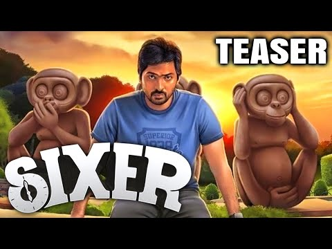 Sixer 2020 Official Teaser Hindi Dubbed | Vaibhav, Palak Lalwani, Sathish, Radha Ravi