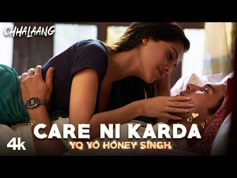 Chhalaang: Care Ni Karda | Rajkummar R, Nushrratt B | Yo Yo Honey Singh, Alfaaz, Hommie Dilliwala