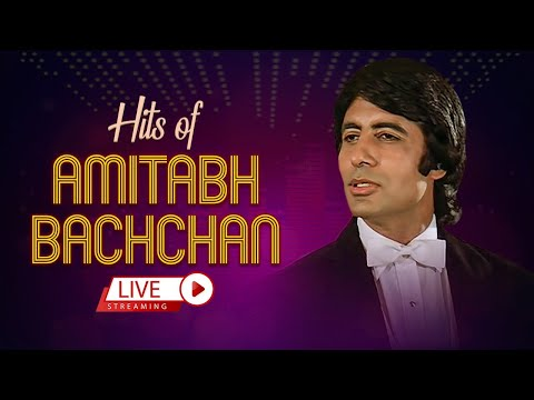 Amitabh Bachchan Hits | Popular Song | Bollywood Blockbuster | Indian Music