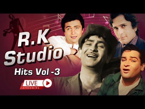 R.K Studio Hits Vol -3| Popular Song | Bollywood Blockbuster | Indian Music