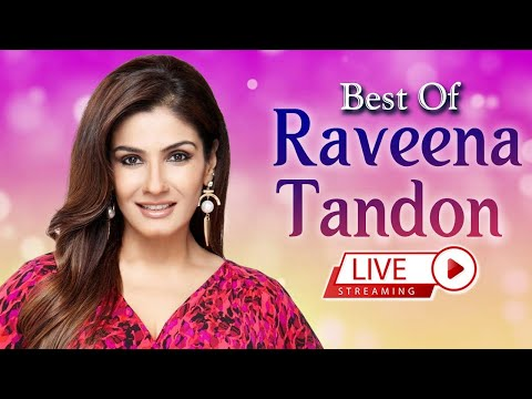 Best Of Raveena Tandon | Superhit Song | Bollywood | Back To Back Music